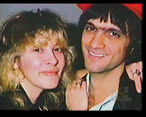 Stevie and former boyfriend  & producer Jimmy Iovine