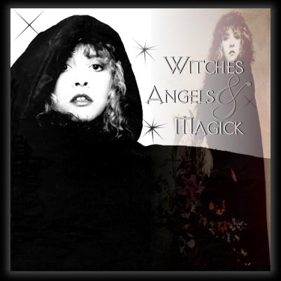 Stevie Nicks on Witches Angels and Magick